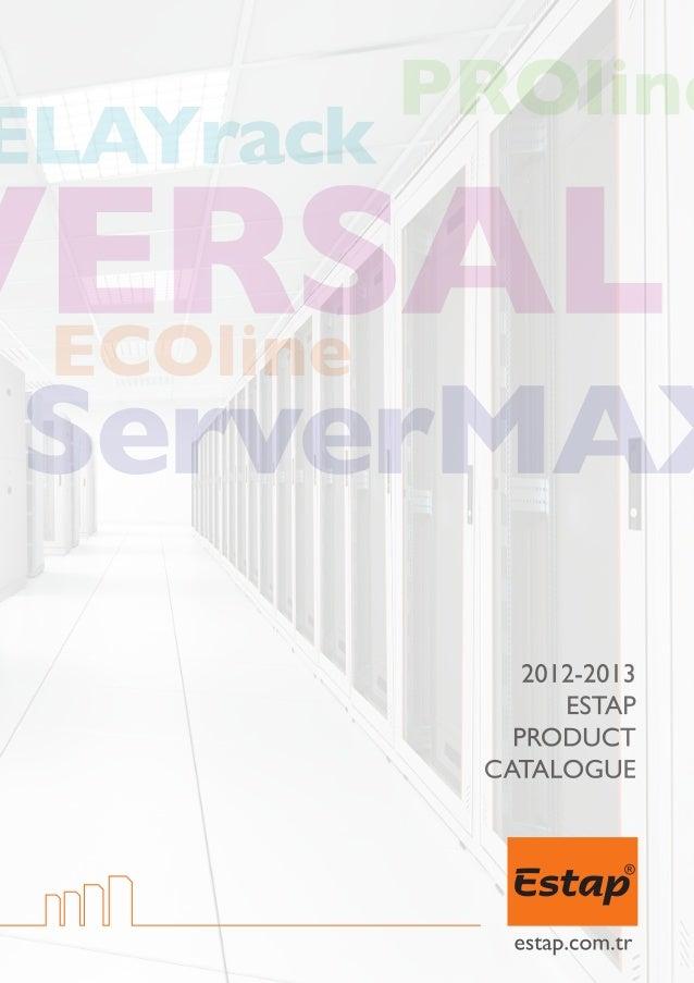 Estap 2012-2013 catalogue all pages