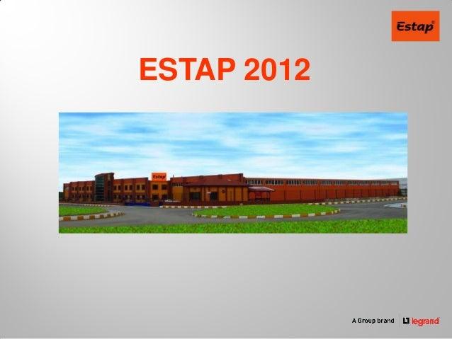Estap presentation