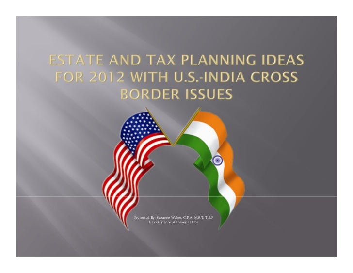 Estate and tax planning ideas for 2012 v4-post-final (2)