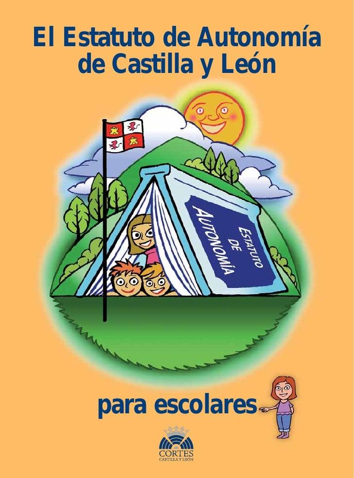 Estatuto castilla y leon for Oficina turismo castilla y leon