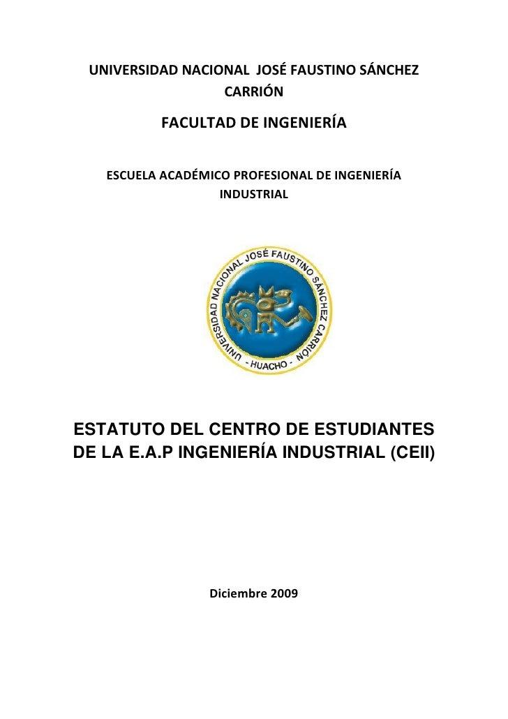 UNIVERSIDAD NACIONAL JOSÉ FAUSTINO SÁNCHEZ                   CARRIÓN            FACULTAD DE INGENIERÍA     ESCUELA ACADÉMI...