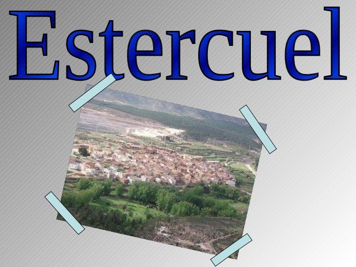 Estercuel