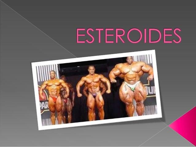    Los esteroides son derivas del núcleo    del ciclopentanoperhidrofenantreno o este    rano          que         se    ...