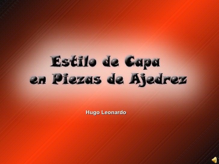 Hugo Leonardo