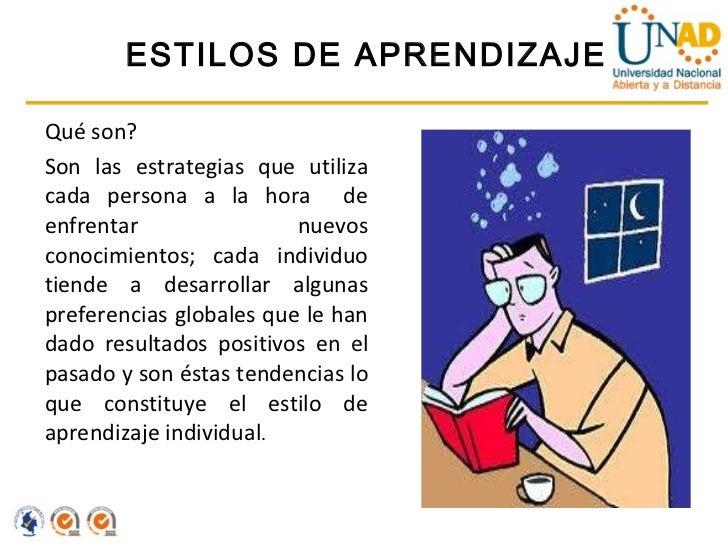 Manual De Estilos De Aprendizaje Sep