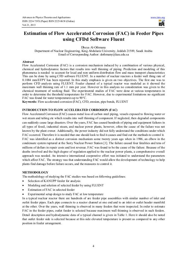Advances in Physics Theories and Applications www.iiste.org ISSN 2224-719X (Paper) ISSN 2225-0638 (Online) Vol.21, 2013 4 ...