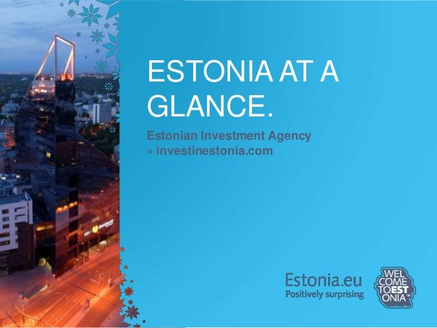 Estonian business for US students - March 2014