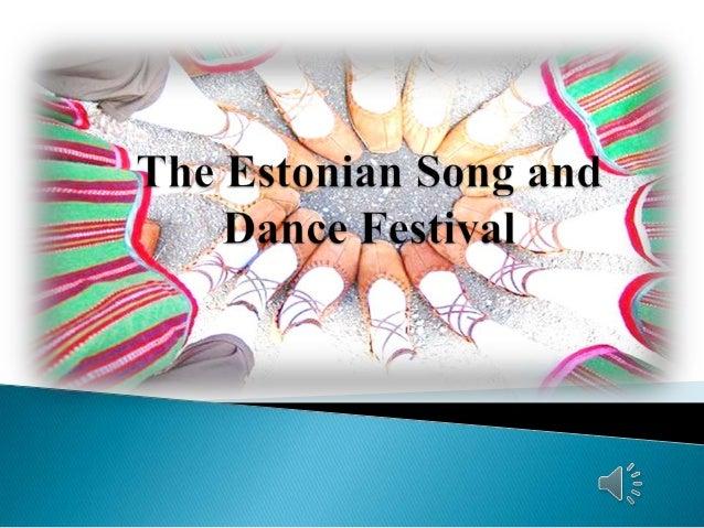 Estonian festival