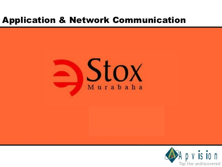 E-stox Technical Presentation