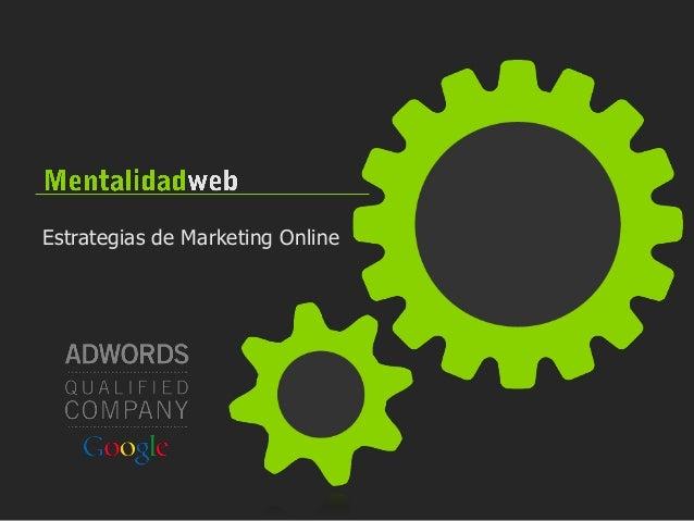 Estrategias marketing-online