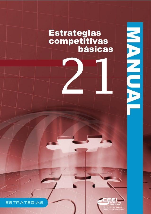 Estrategias competitivas básicas