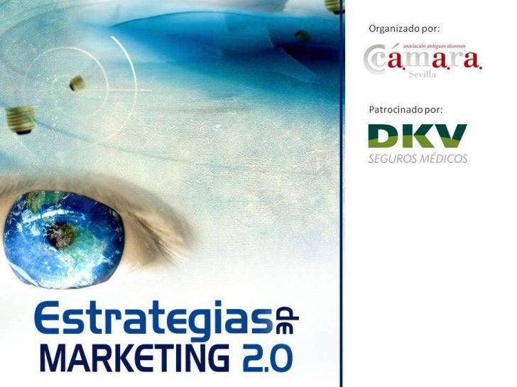 Seminario Estrategias de Marketing 2.0