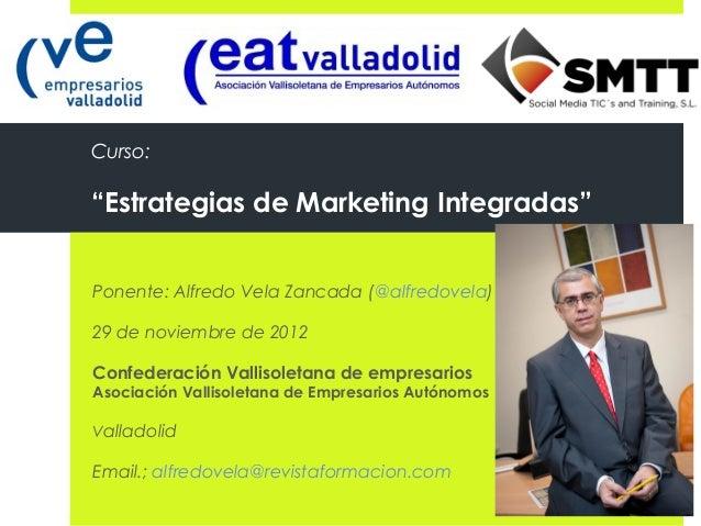 Estrategias de Marketing Integradas