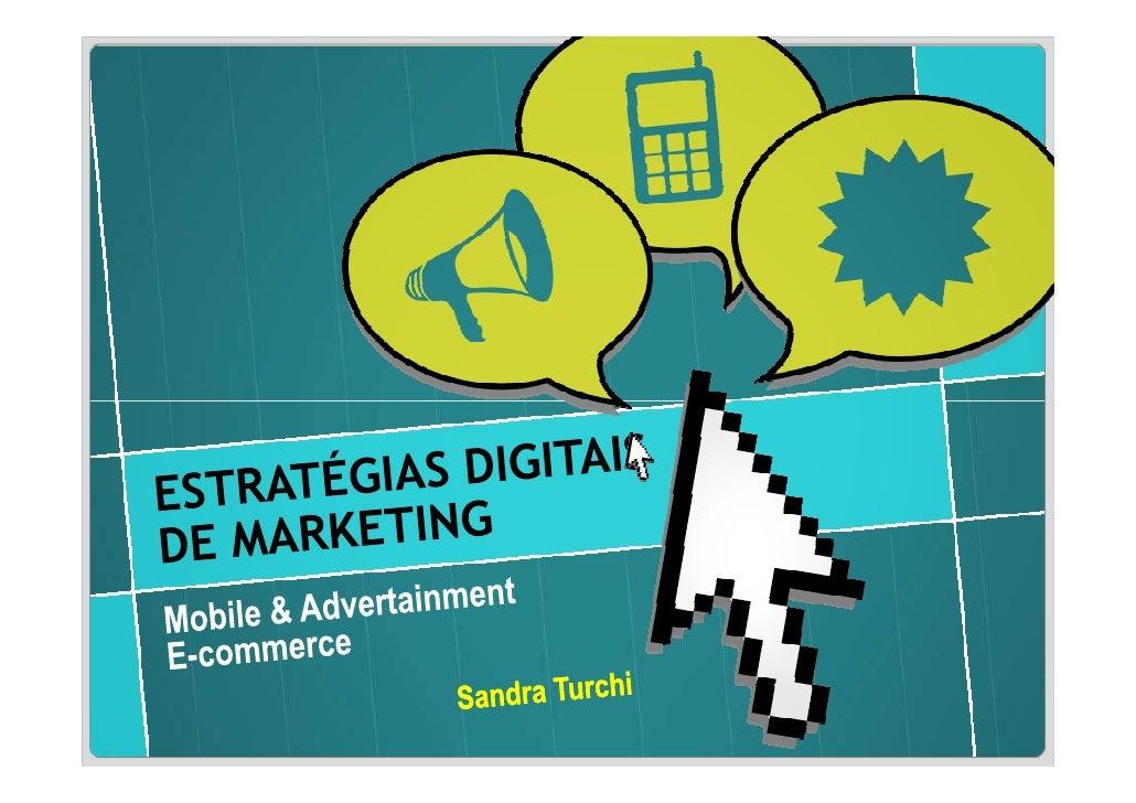 Estrategias Digitais - Digital Strategies Summit 2009