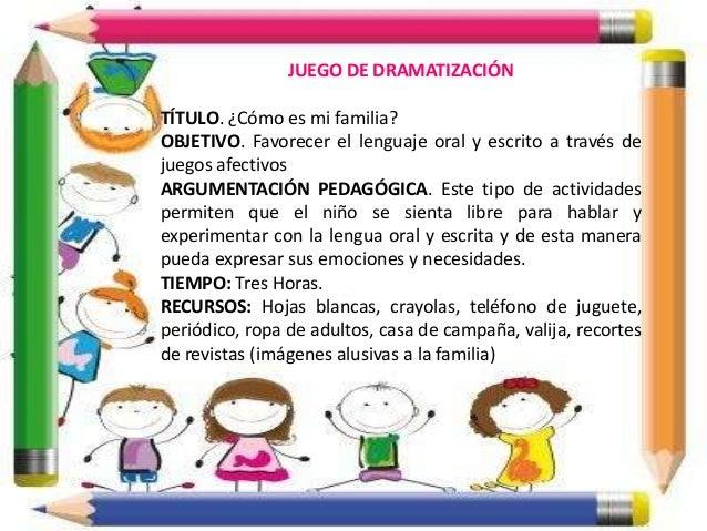 Estrategias para fortalecer la oralidad y lectura for Concepto de la familia para ninos