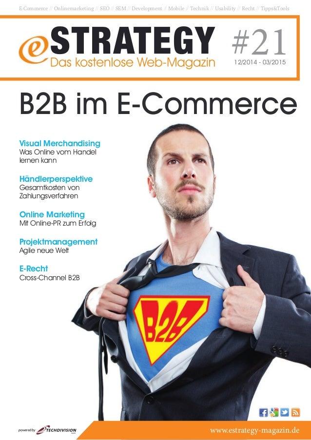B2B im E-Commerce  Visual Merchandising  Was Online vom Handel  lernen kann  Händlerperspektive  Gesamtkosten von  Zahlung...