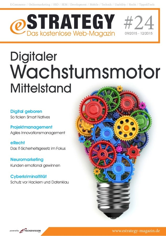E-Commerce // Onlinemarketing // SEO // SEM // Development // Mobile // Technik // Usability // Recht // Tipps&Tools #2409...