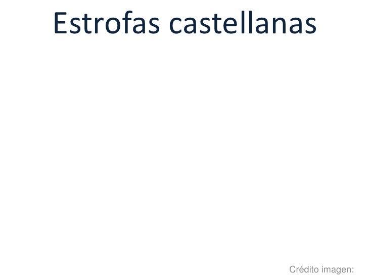 Estrofas castellanas