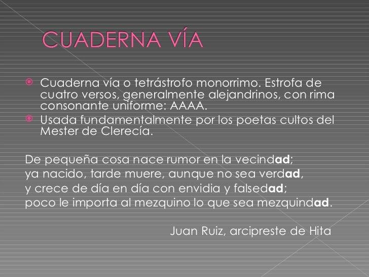 LA CUADERNA VÍA | LITERATURA Y MAS CON ANA HEREDIA