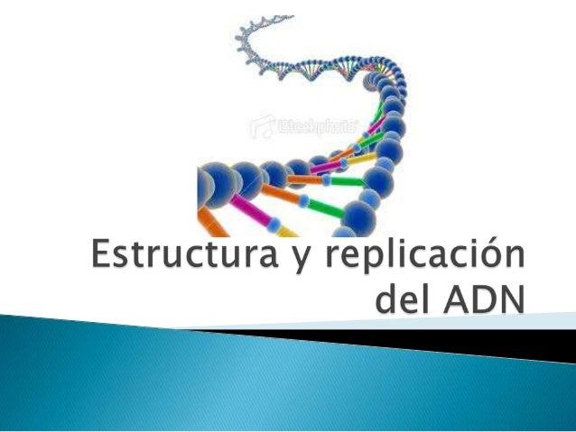  El ácido desoxirribonucleico es una biomolécula especial, ya que en ella está escrita la información genética de los ser...