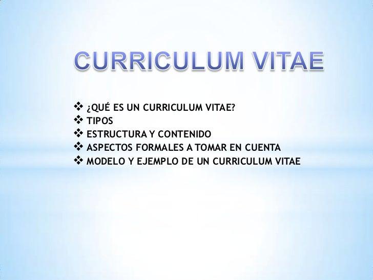 datos que debe llevar un curriculum: