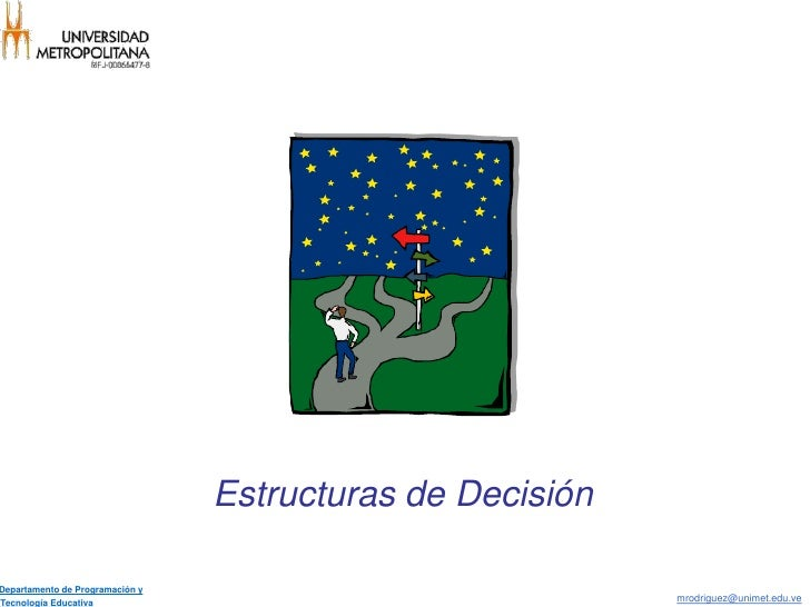 Estructura decision