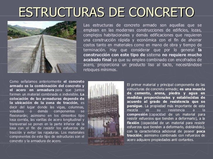 Estructura de concreto