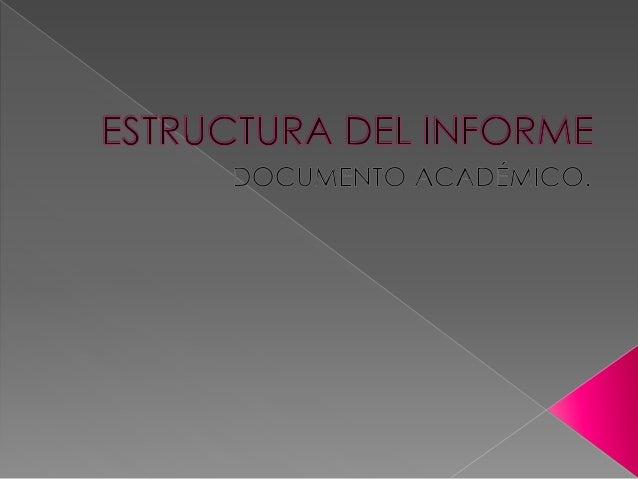  Sirve para ubicar al posible lector ciertos datos de importancia como son: › Institución › Licenciatura › Materia solici...