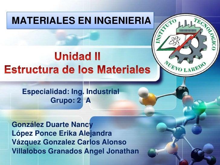 Estructuradelosmaterialespuros 100509002827-phpapp02