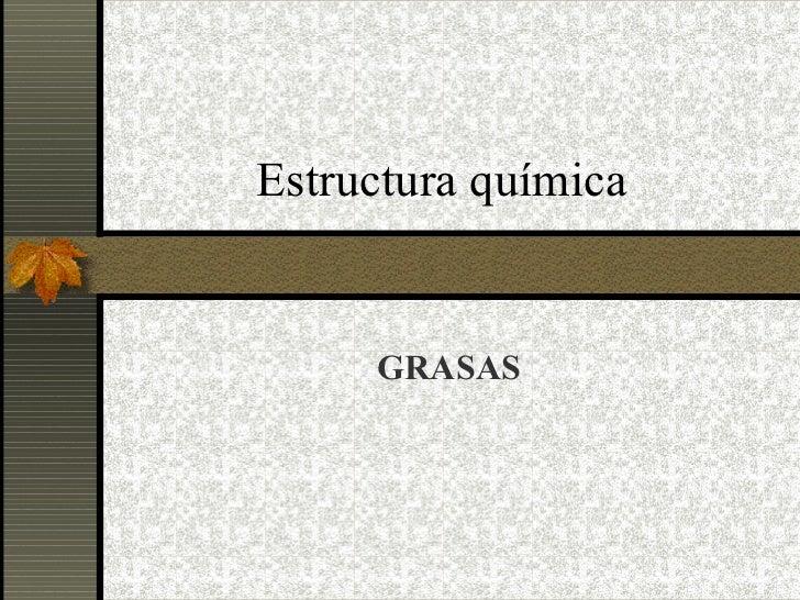 Estructura qu%e dmica del m%dasculo (ii)