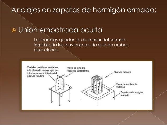 Miembros en estructuras de madera for Costo de piletas de hormigon