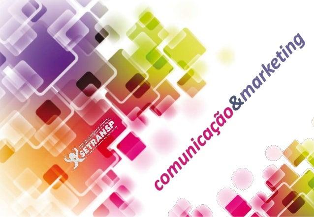 Estruturção setor de comunicacao e marketing