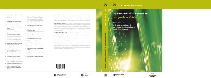 29                                                        29    PAPERS D'ECONOMIA INDUSTRIAL                              ...
