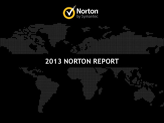 2013 NORTON REPORT