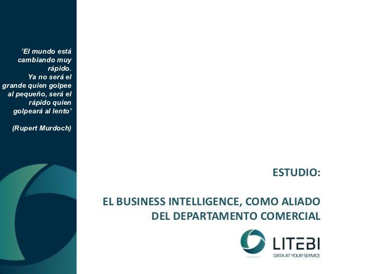 """Estudio """"Business Intelligence y direccion comercial"""""""