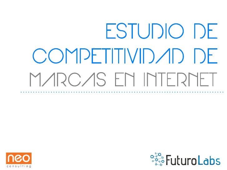 Estudio competitividad de marcas en Internet Peru 24 05-2011