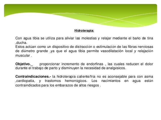 Baño De Tina En Enfermeria:estudio de caso de ginecologia