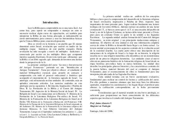 Estudio del antiguo testamento (www.avanza pormas.com