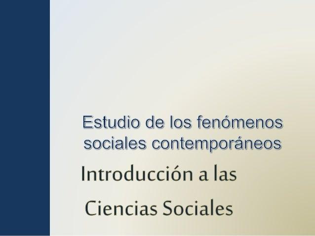 Introducción • Hemos estudiado las teorías de la interpretación de la realidad social. • Pero, ¿a qué le llamamos Realidad...