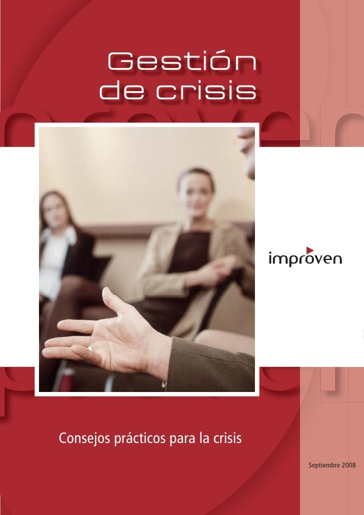 Estudio Gestion Crisis Improven