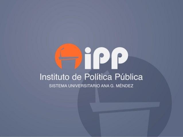 25 de septiembre de 2013 PERFIL DE LA EDUCACIÓN PÚBLICA EN PUERTO RICO, 2012