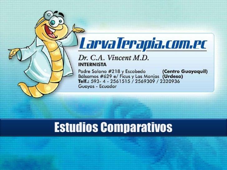 Estudios Comparativos<br />