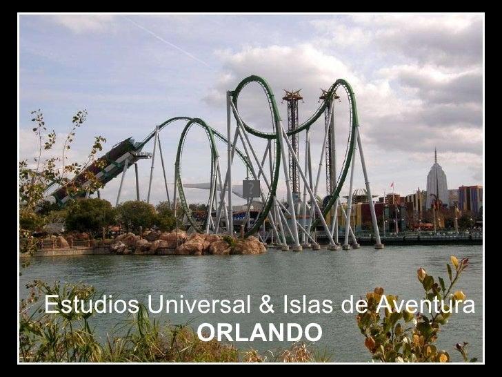 Estudios Universal 2 (Orlando)