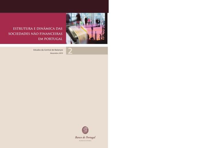 Estudos da cb  soc. não financeiras2 2010