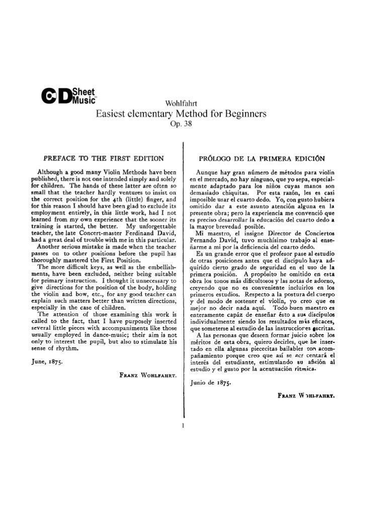 Estudos pr iniciante op.38   wohlfahrt (www.sheetmusic-violin.blogspot.com)
