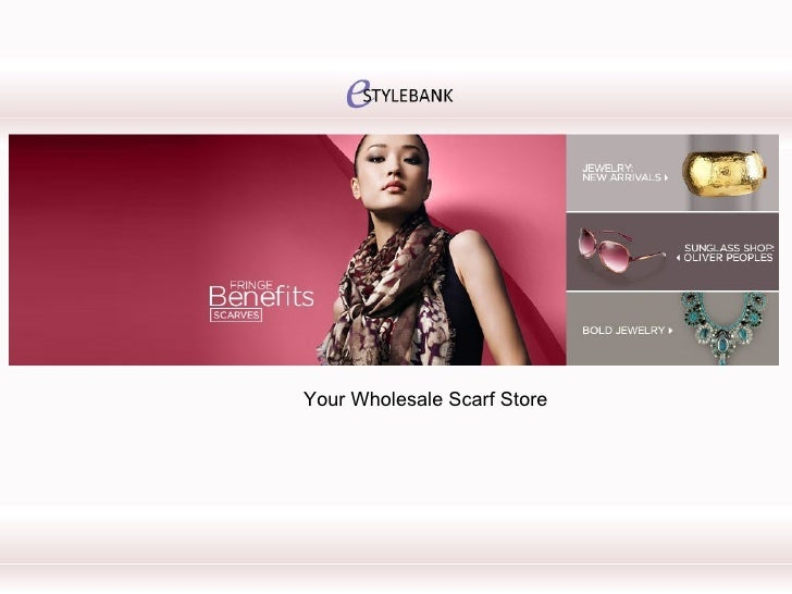 Your Wholesale Scarf Store