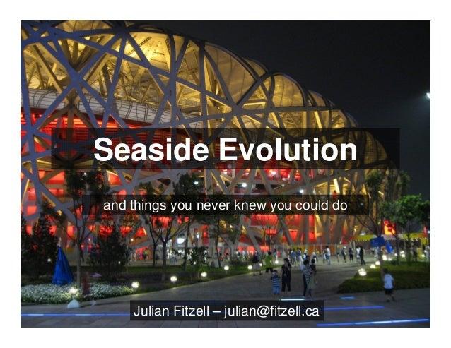 Seaside Evolution