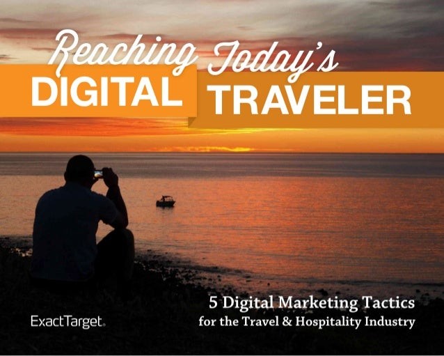 2As a travel and hospitality brand with a passion for serving your customers,we know you won't settle for mediocre digital...