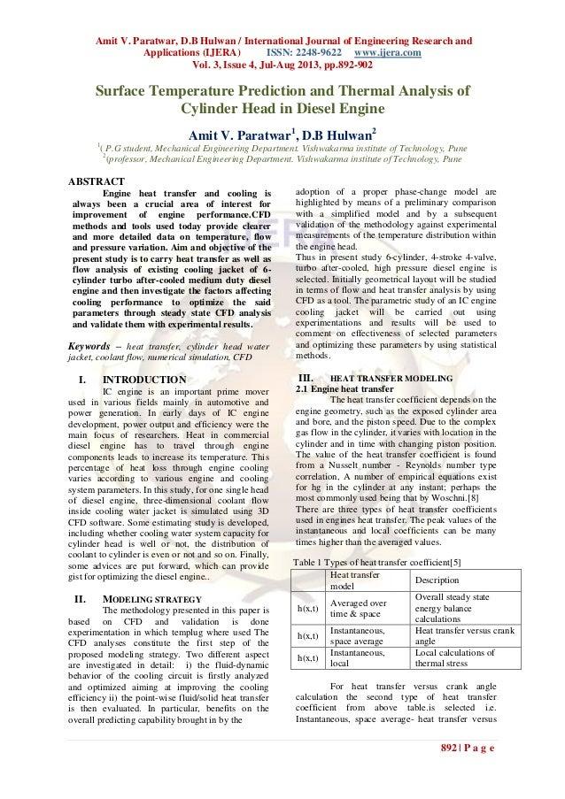 Amit V. Paratwar, D.B Hulwan / International Journal of Engineering Research and Applications (IJERA) ISSN: 2248-9622 www....