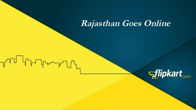 Rajasthan Goes Online
